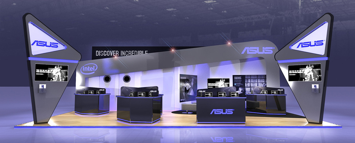 ASUS Exhibition Design